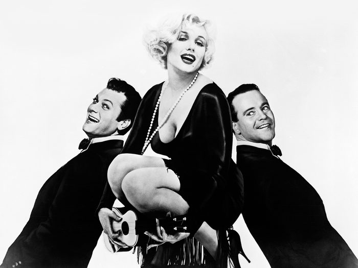 Best Marilyn Monroe Movies - Some Like It Hot 3 Tcm Fb
