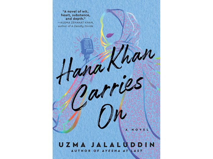 Book Club Spring 2021 Hana Khan Carries On