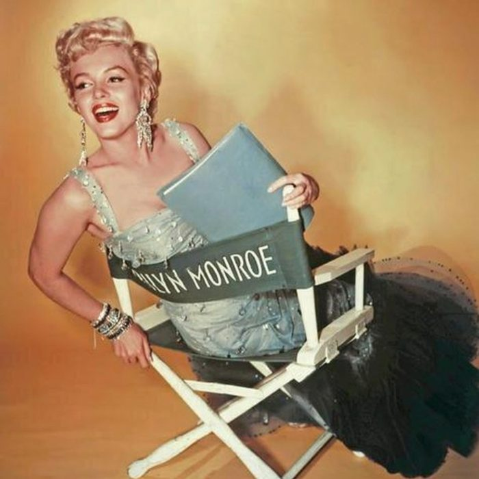Marilyn Monroe Movies - Marilyn in There's No Business Like Show Business