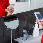 How Gross Is It to Bring Your Phone Into the Bathroom?
