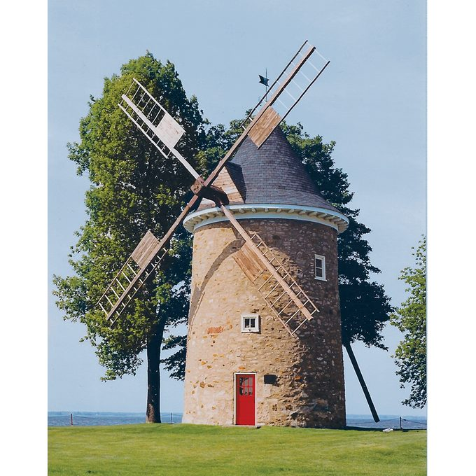 Pointe Claire Quebec Windmill