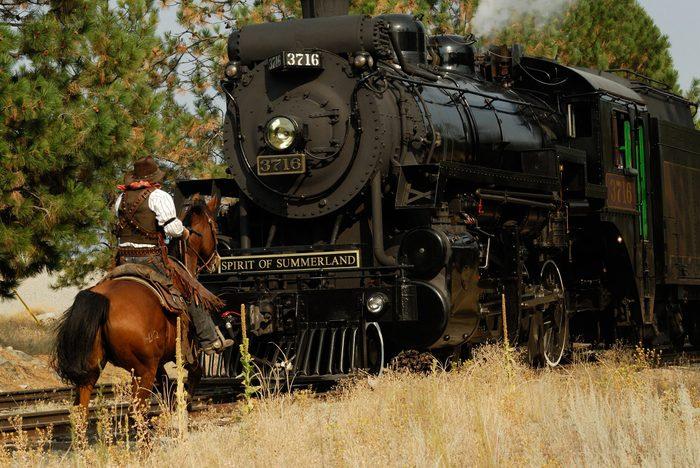 Train Across Canada - Kettle Valley Steam