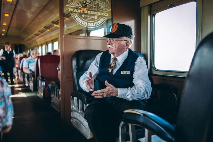 Train Across Canada - Wheatland Express