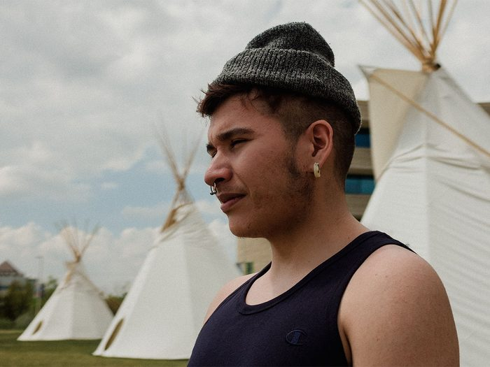 Indigenous Authors - Billy-Ray Belcourt