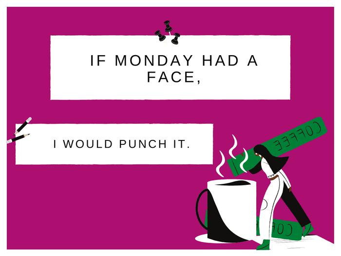 Monday Jokes- Hit It Hard