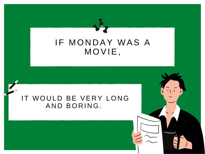 Monday Jokes- One Star Movie