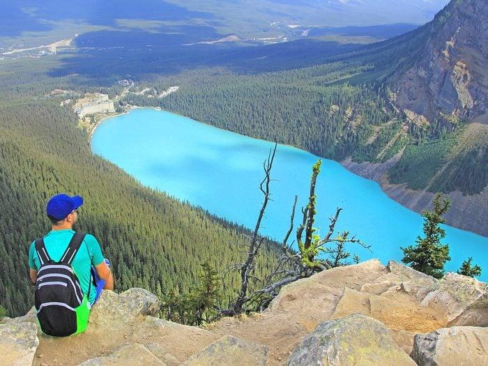 Best hikes in Canada - Big Beehive, Lake Louise, Alberta