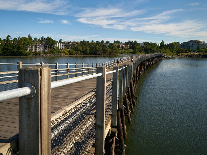 Best hikes in Canada - Galloping Goose Regional Trails on Vancouver Island, BC