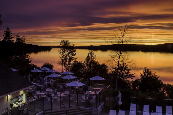 Best Place To Watch The Sunset In Every Province Delta Fredericton New Brunswick