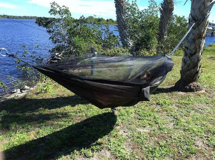 Canada hammocks - Hudson's Bay mosquito net hammock