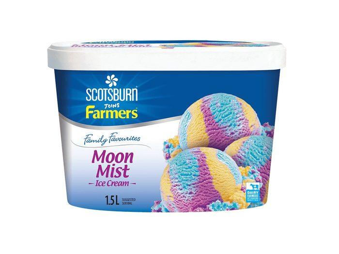 Canadian Snacks - Moon Mist Ice Cream