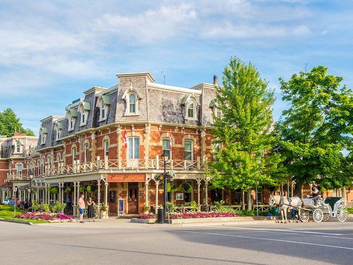 Day trips from Toronto - Niagara on the Lake