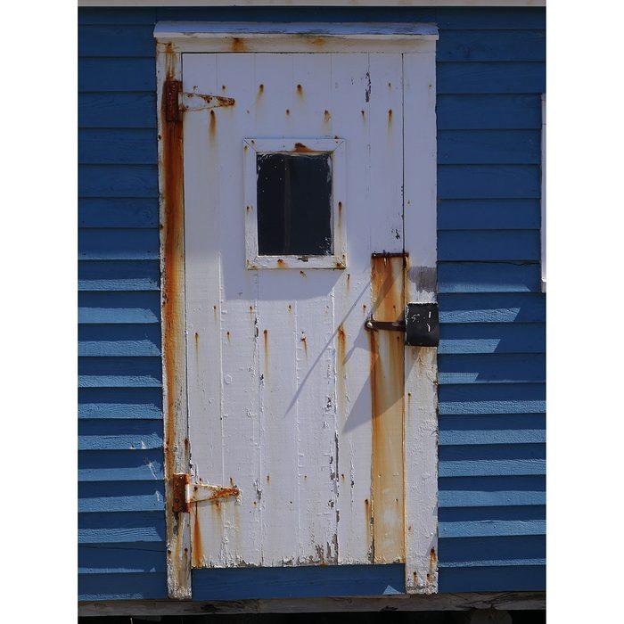 Doors Across Canada - Camp Door