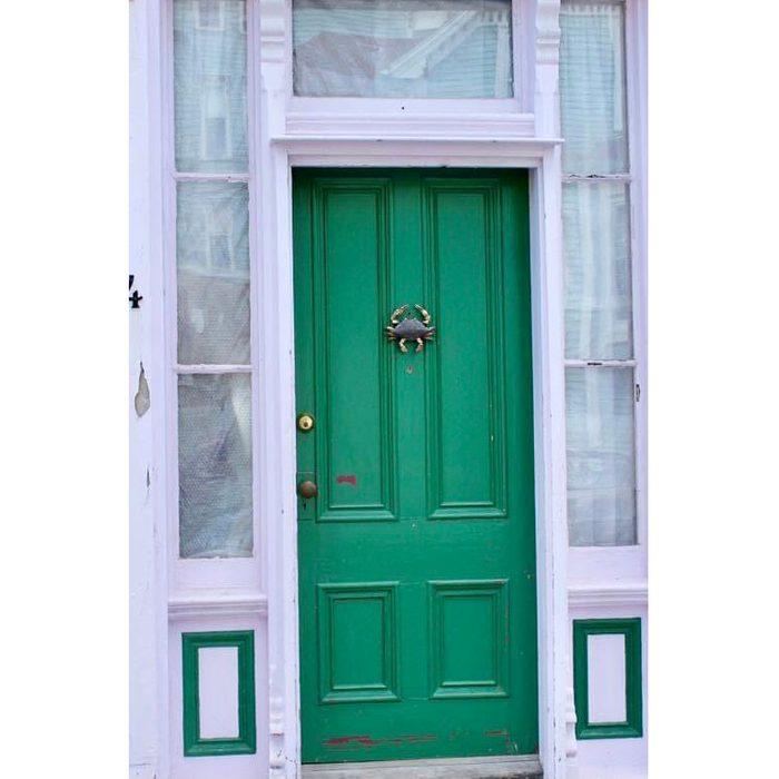 Doors Across Canada - Crab Door Knocker