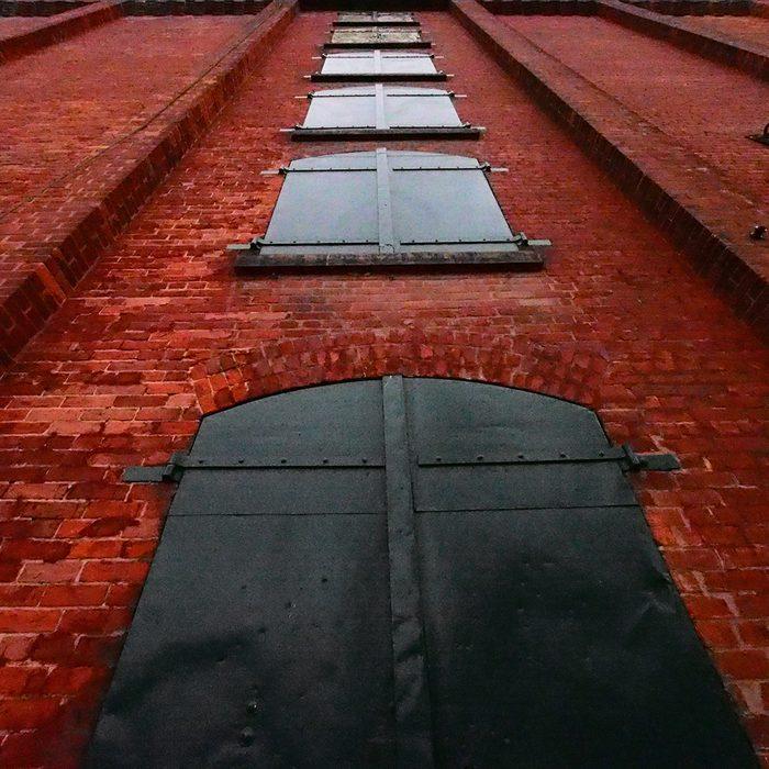 Doors Across Canada - Distillery District