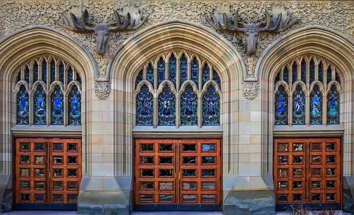 Doors Across Canada - Museum Of Nature Ottawa