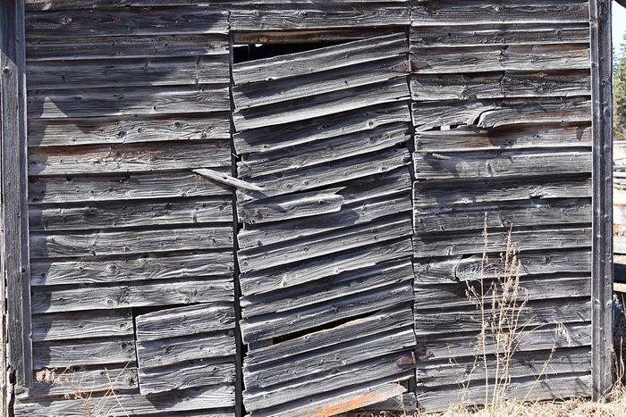 Doors Across Canada - Planks On Angle