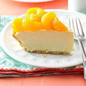 Easy No Bake Pie Recipes Orange