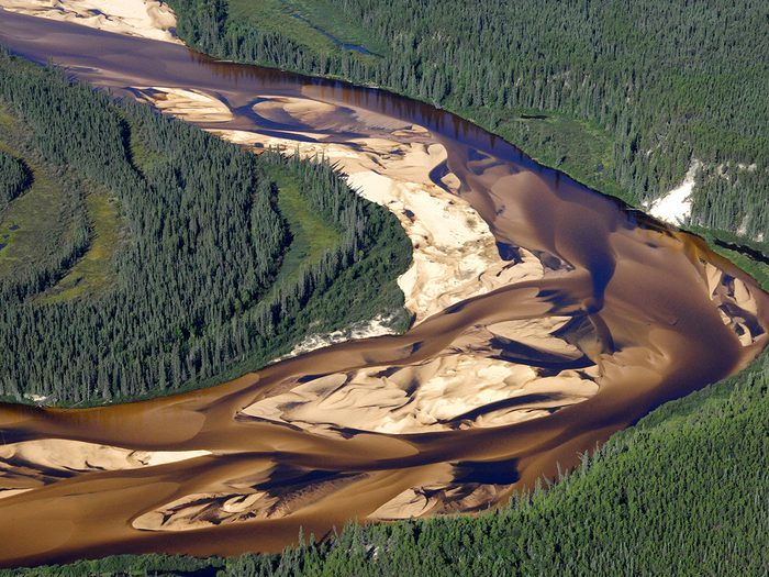 Natural Wonders Of Canada Athaasca Sand Dune Park