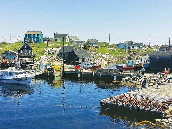 Nova Scotia Places To Visit - Peggy's Cove