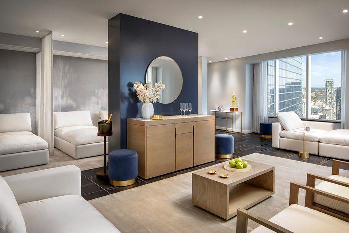 St. Regis Toronto - Iridium Spa Lounge