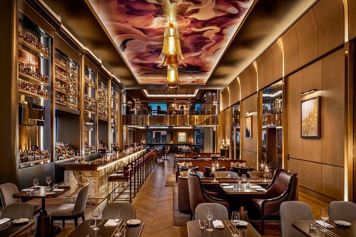 St. Regis Toronto - Louix Louis restaurant