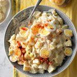 Dilly Potato & Egg Salad