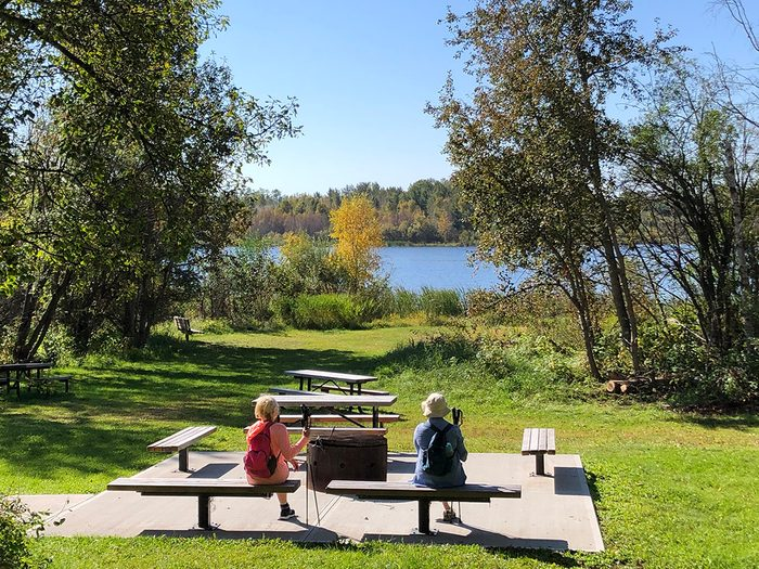 Day trips from Edmonton - Strathcona Wilderness