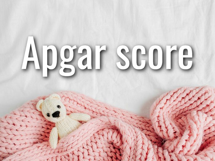 Baby Terms - Apgar Score
