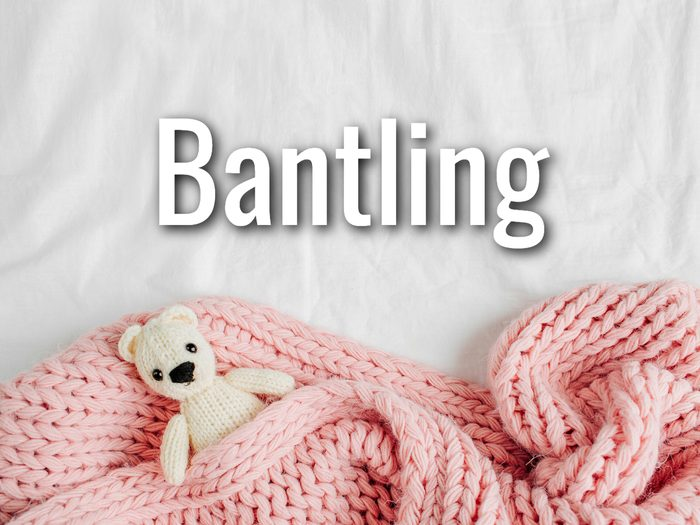 Baby Terms - Bantling