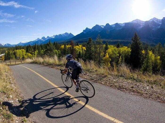 Bike Trails - Alberta Legacy Trail