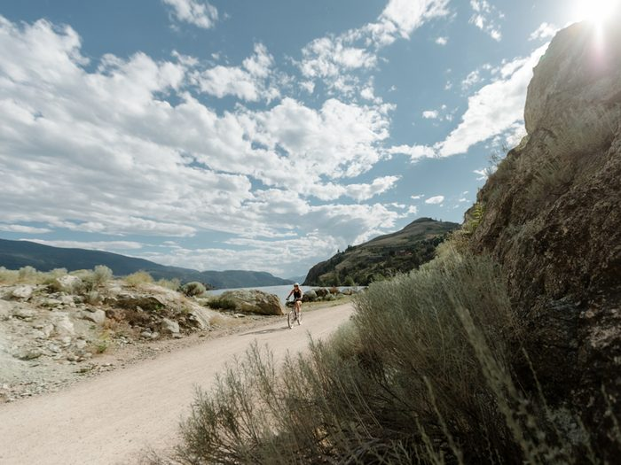 Bike Trails - British Columbia Kettle Valley Rail Trail