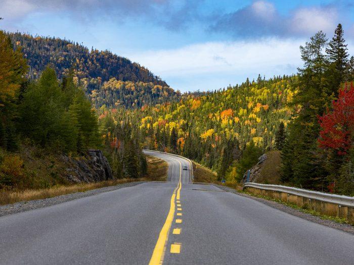 Bike Trails - Newfoundland And Labrador Viking Trail