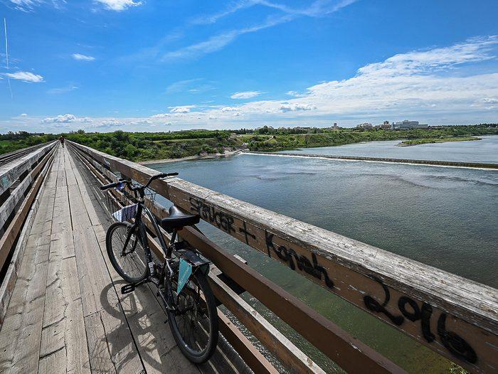 Bike Trails - Saskatchewan Meewasin Valley Trails