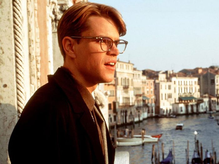 Best Summer Movies - The Talented Mr Ripley