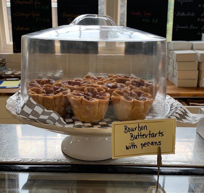 Bourbon Pecan Butter Tart - Fergies Fine Foods