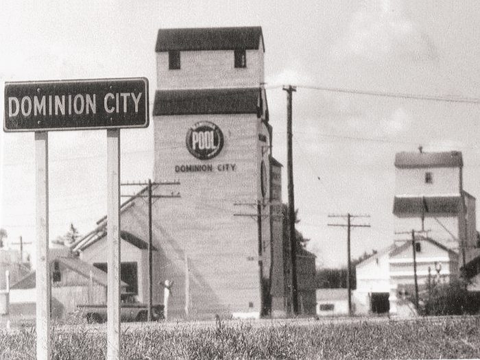 Dominion City Manitoba Granary