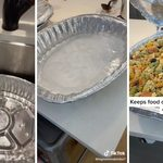 This Viral Hack Shows You How to Keep Food Cold Outside