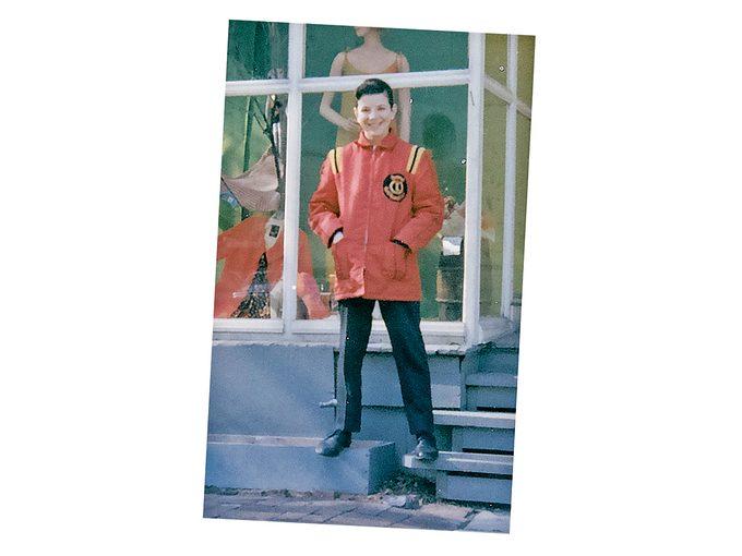 James Bond Books - Brad in Yorkville, 1964