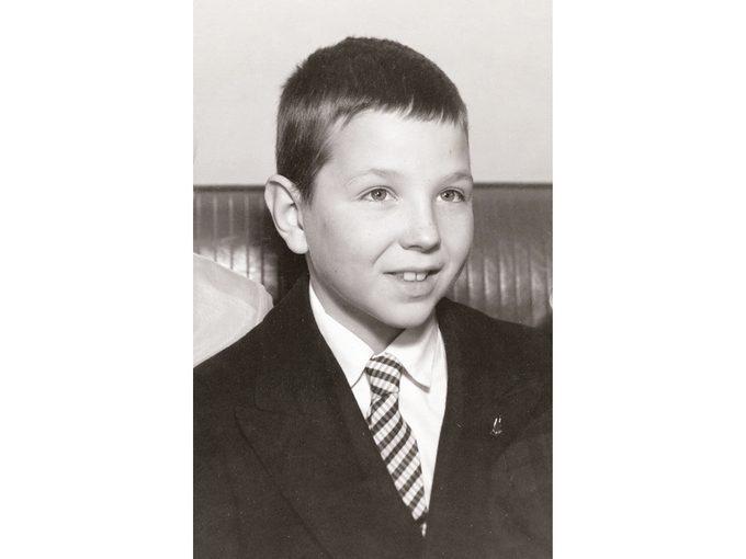 James Bond Books - Young Brad Furlott