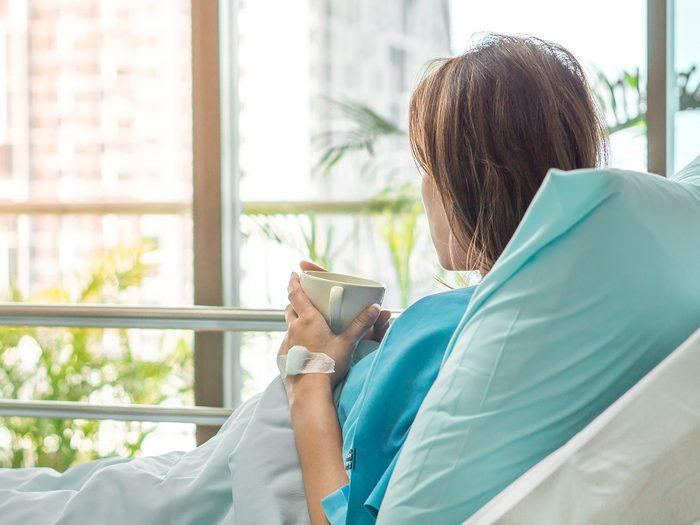 Medical innovations - hospital bed
