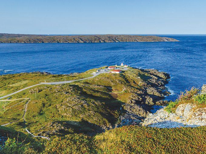 West Coast Newfoundland - Fishing Point Head