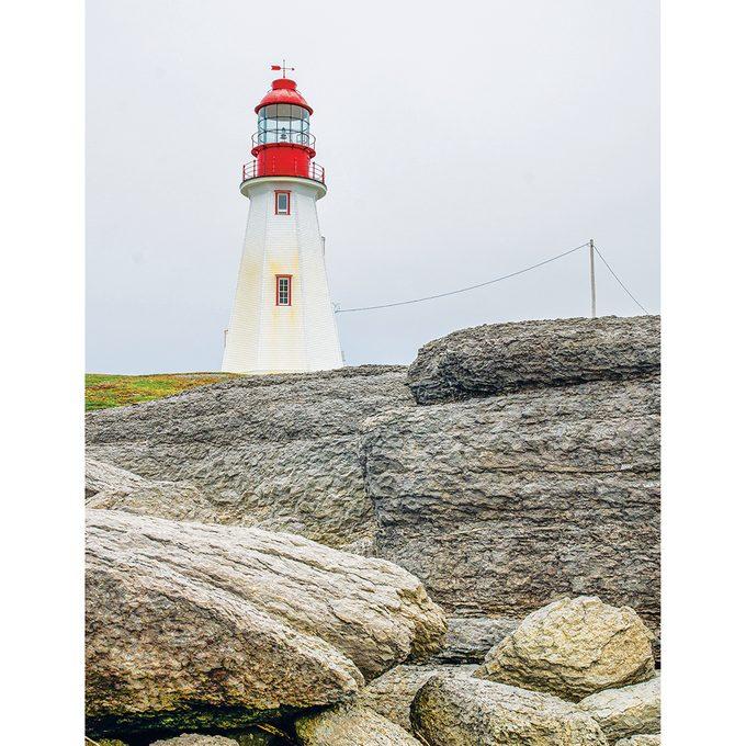 West Coast Newfoundland - Point Richie Lighthouse