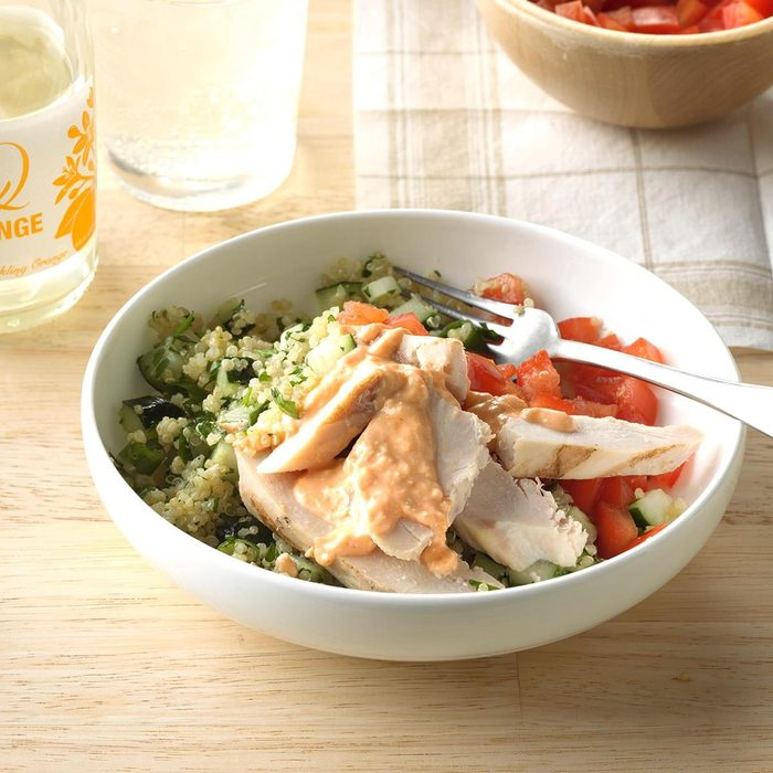Summer Chicken Recipes - Chicken Quinoa Salad