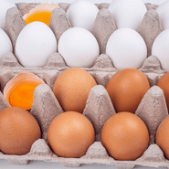 This Is the Difference Between Brown and White Eggs